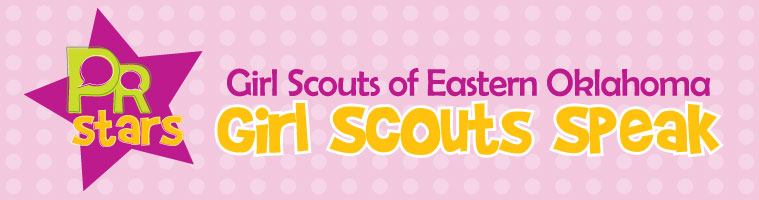 Girl Scouts of Eastern Oklahoma: PR Stars