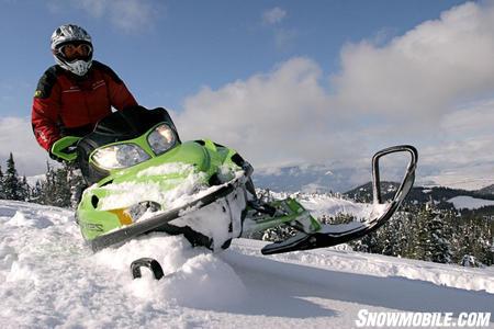 Lead Mountain Snowmobile