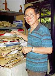 siapakah Prof Dr James Danandjaja itu?
