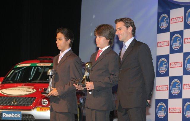 11 anos depois Felipe Fraga volta ganhar o prêmio Capacete de Ouro Felipe Fraga100   Bruno Guerreiro