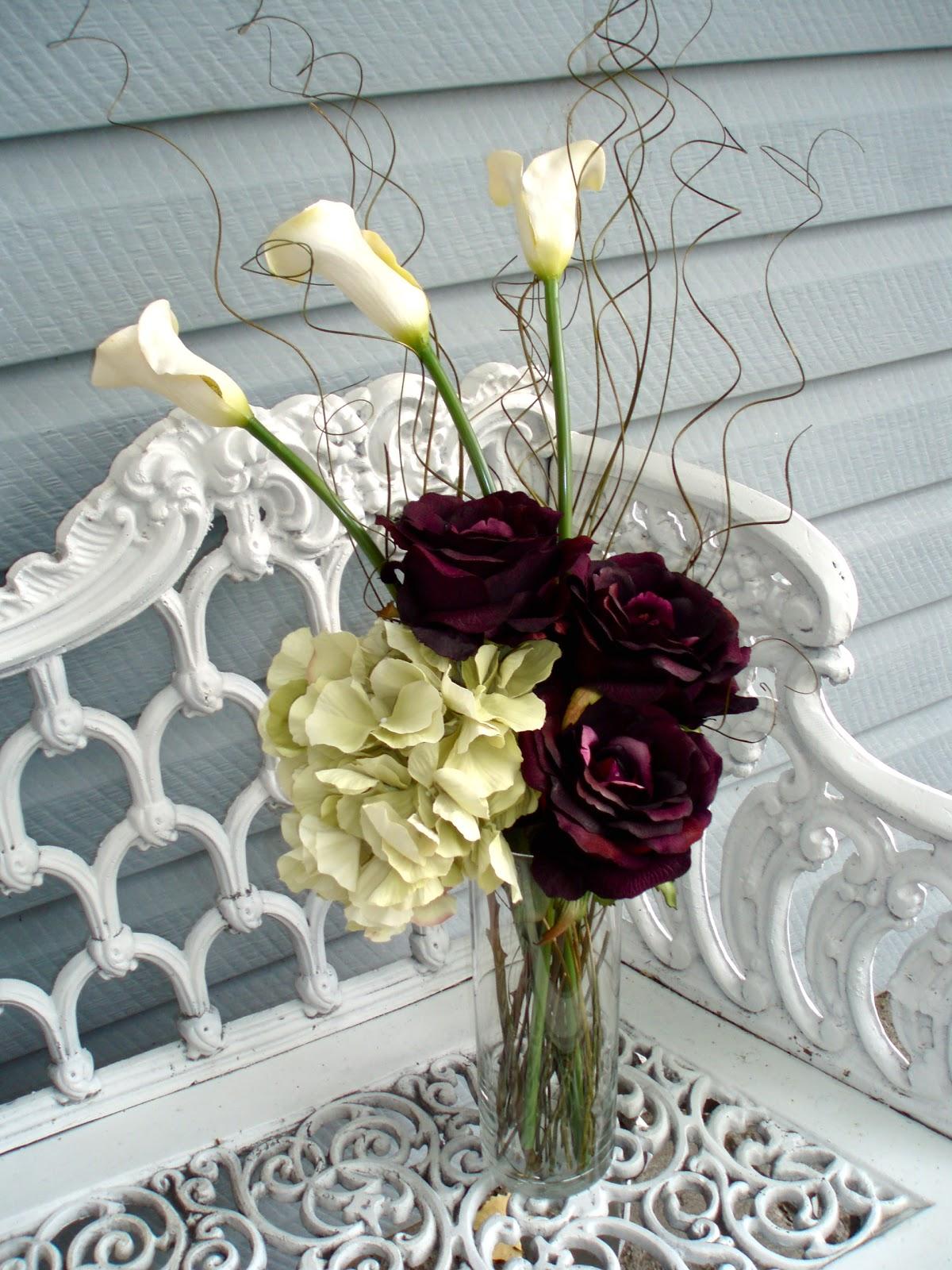 The flower girl fall vintage wedding