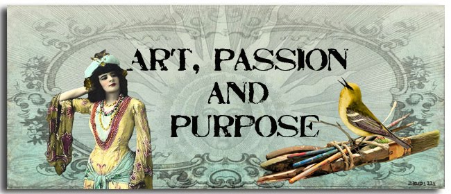 Art, Passion and Purpose