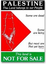 Palestina no está en Venta