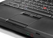 ThinkPad R400のトラックポイントとタッチパッド