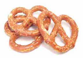 Weight Loss Recipes : Pretzels