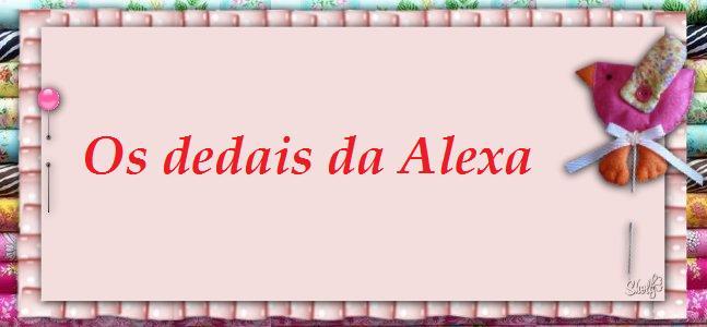 Os dedais da Alexa