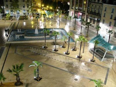 Place Clémenceau pau
