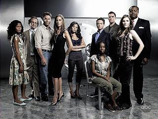 The Nine fue cancelada por la ABC