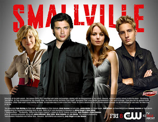 Smallville, season 9, temporada 9