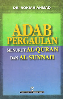 Adab pergaulan dalam islam bookstore