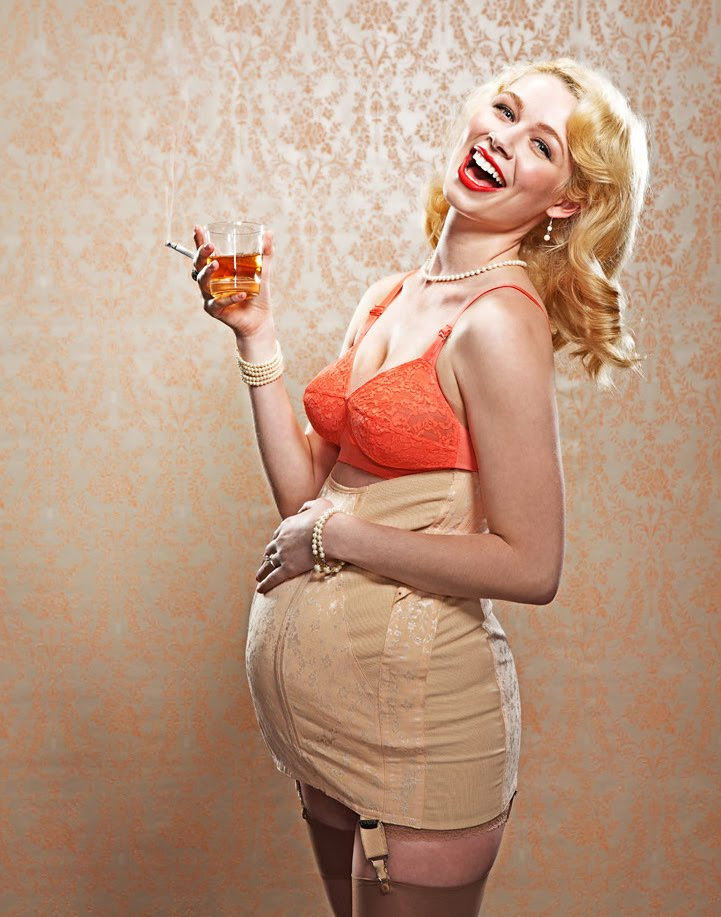 Roger Hagadone Photography: Pregnancy girdle