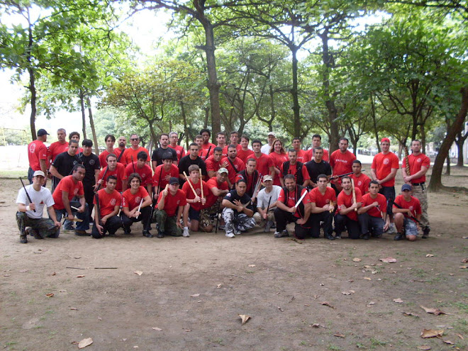 Tribo reunida 2008