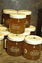 Fransk appelsin marmelade