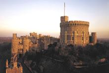 Et engelsk slott