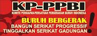 Stiker KP PPBI