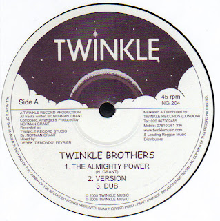 Twinkle Brothers - Go Weh From De