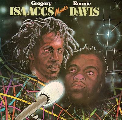 gregory_isaacs_-_gregory_isaacs_meets_ronnie_davis-vinyl-front dans Ronnie Davis