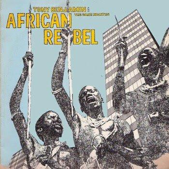Tony Benjamin. dans Tony Benjamin african+rebel
