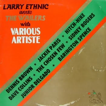carlos leon ethnicity. Larry Ethnic Meets The Wailers