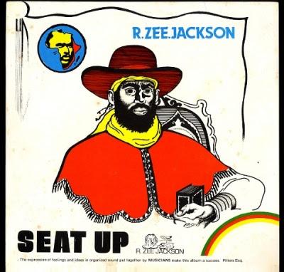 R Zee Jackson Seat Up