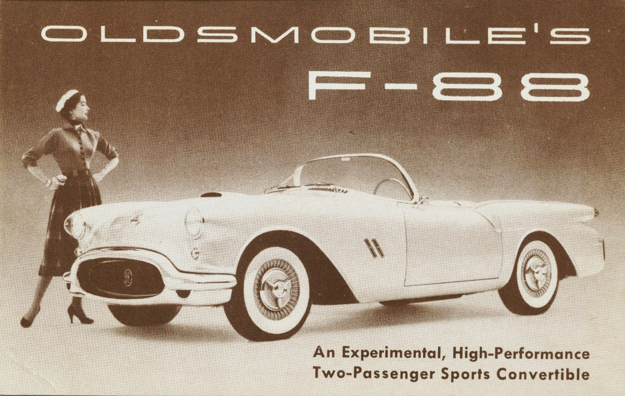 Keyes woodland hills gm dreams about the 1954 oldsmobile f 88