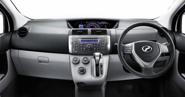 Perodua Alza Interior. New perodua interior perodua