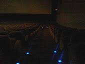 el cine vacío...