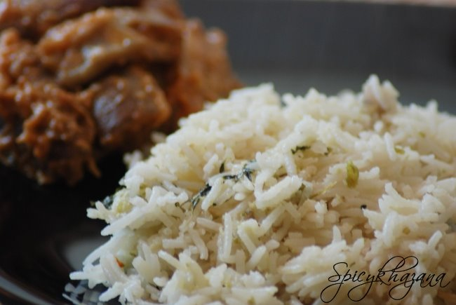how to cook rice with coconut milk