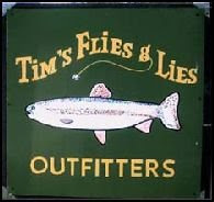 Tim's Flies and Lies