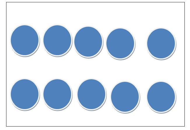 табличка для жетонов для работы с аутятами