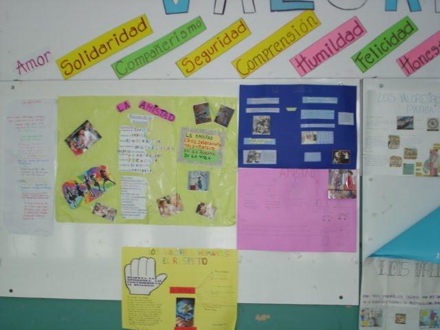 Modelos de carteleras escolar - Imagui