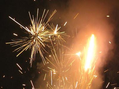 Unser Feuerwerk