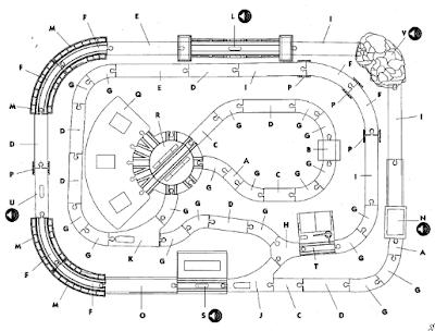imaginarium classic train table instructions
