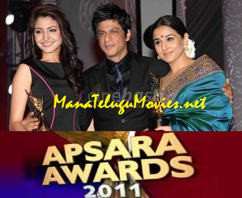Apsara Awards 2011 -Full Video DVD Quality - ManaTeluguMovies