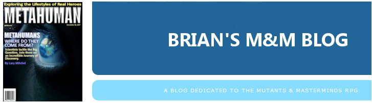 Brian's M&M Page