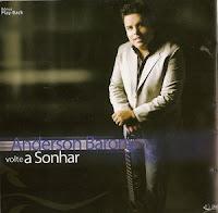 Anderson Barony   Volte A Sonhar (2009) | músicas