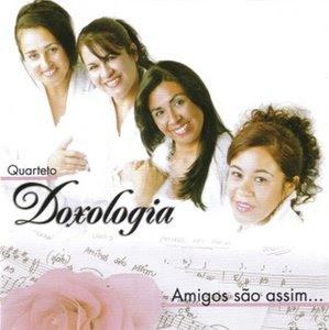 Quarteto Doxologia   Amigos São Assim (2008) | músicas