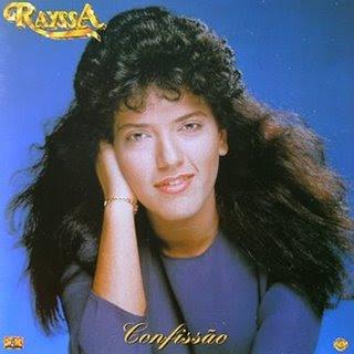 Rayssa   Confissão (1997) | músicas
