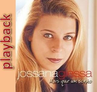 Baixar CD Jossana Glessa   Mais Que Um Sonho (2002) Play Back