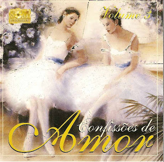 Confissões de Amor   Volume 03 (1997) | músicas