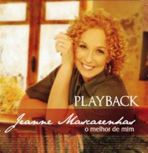 Jeanne Mascarenhas   O Melhor de Mim (2010) Playback   músicas
