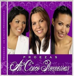 AS+CINCO+PROMESSAS+ +PROEZAS+%28LANCAMENTO+2009%29  Baixar CD As Cinco Promessas   Proezas (Lançamento 2009)