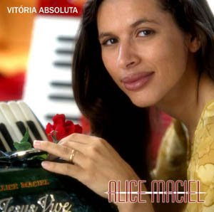 Alice Maciel - Vitoria absoluta - Voz e Playback