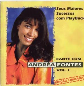 Andr�a Fontes - Seus Maiores Sucessos Vol.1 (Playback)