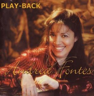 Andréa Fontes   Permissão de Deus (2003) Play Back | músicas