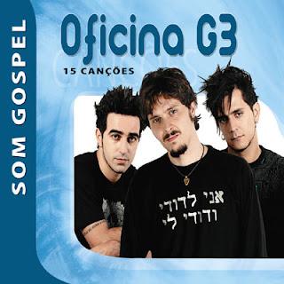 Oficina G3   Som Gospel (2008) | músicas