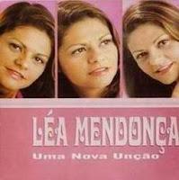 Léa Mendonça - Uma Nova Unção 2002