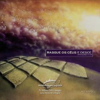 Baixar CD Santa Geração 7   Rasgue Os Céus e Desce (2003)