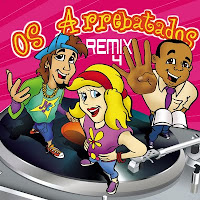 Os Arrebatados - Remix Vol.4 2008
