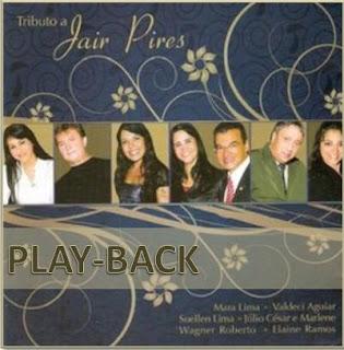 V�rios Artistas - Tributo � Jair Pires - Playback 2010